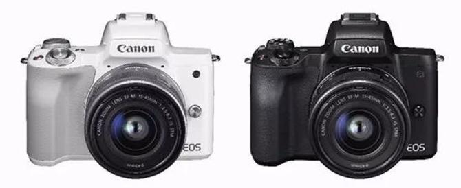 佳能首款支持4K视频微单 点评 EOS M50