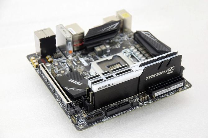 芝奇再创奇迹 风冷双通道DDR4-5000达成