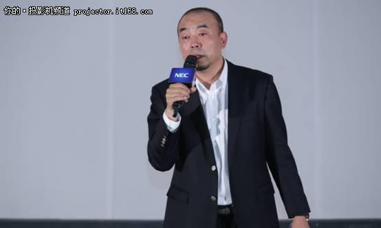 走进中国科技馆NEC 8K双色激光案例品鉴