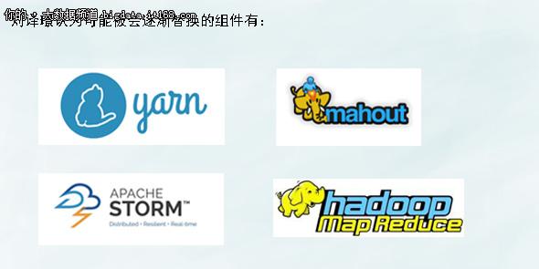 Hadoop或衰落,但核心组件生命力旺盛!