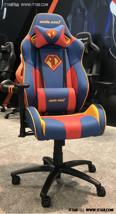 重磅!安德斯特Super chair亮相CES2018