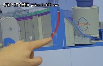 Solaxis用3D打印机在汽车工业应用案例