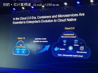 华为云领先定义Cloud2.0应用上云新时代