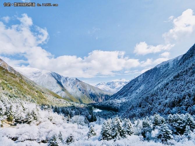 松下G9行摄川西 木格措感受大自然之美