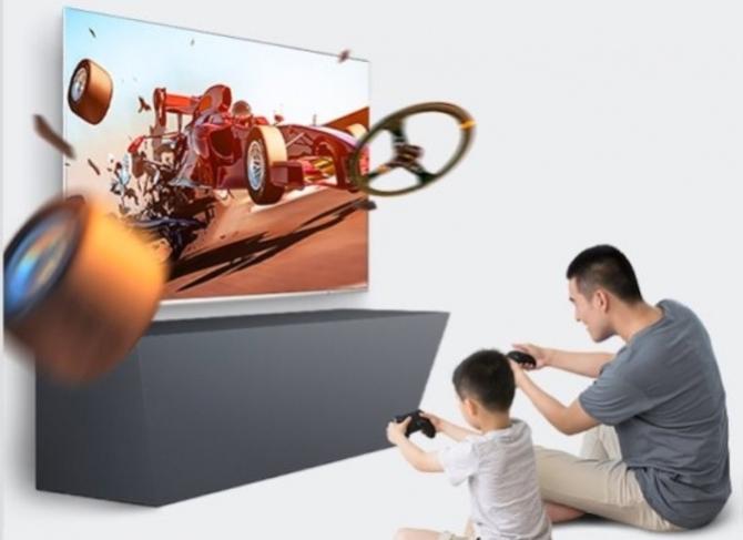 创维苏宁超级品牌日:全面屏H5黑科技电视