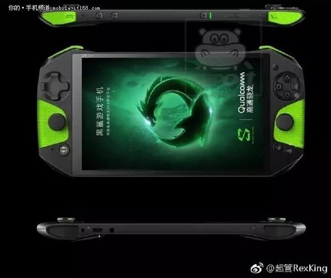 小米投资黑鲨游戏手机 确定4月13日发布