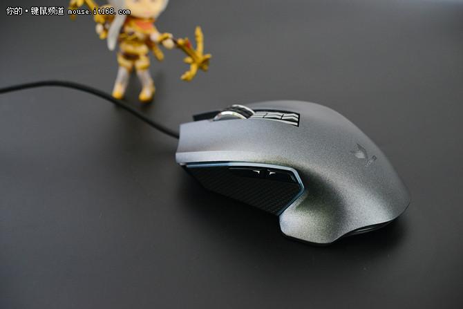 人体工学设计 雷柏V20 PRO鼠标售169元