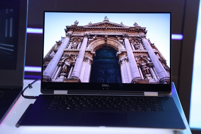 戴尔发布6款最新八代酷睿笔记本