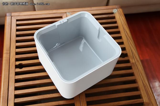 智米纯净型加湿器体验