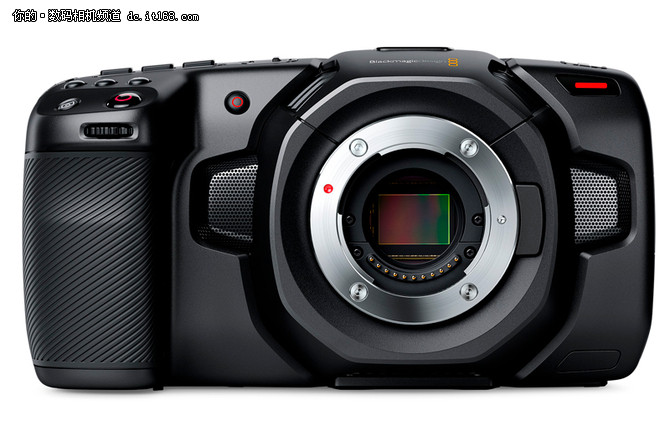 神器升级 Blackmagic发布BMPCC二代相机