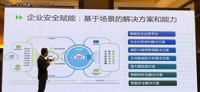 激活新动能绿盟智慧安全2.0创新成果发布