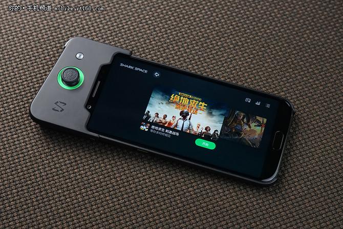 黑鲨游戏手机发布