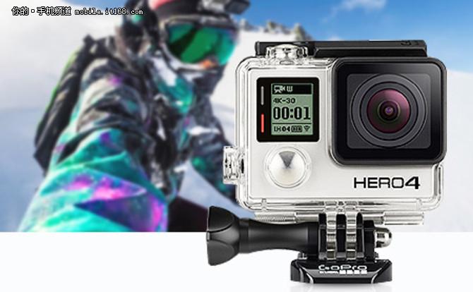 传小米有意收购运动相机鼻祖品牌GoPro
