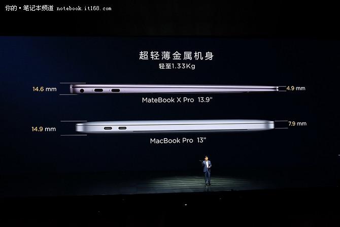 国行7988元起 MateBook X Pro 18号开卖