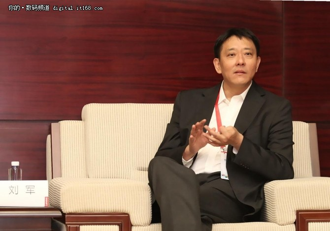 智能物联赋能品牌       专访联想刘军