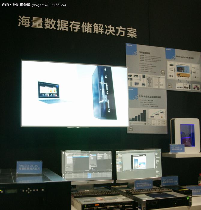 索尼携多种影像解决方案出席 InfoComm