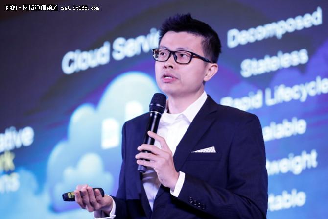 杜唯扬:网络功能虚拟化方向的转型之旅