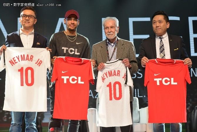 携手内马尔逐鹿国际市场,大国品牌TCL全球化发展风采骄人