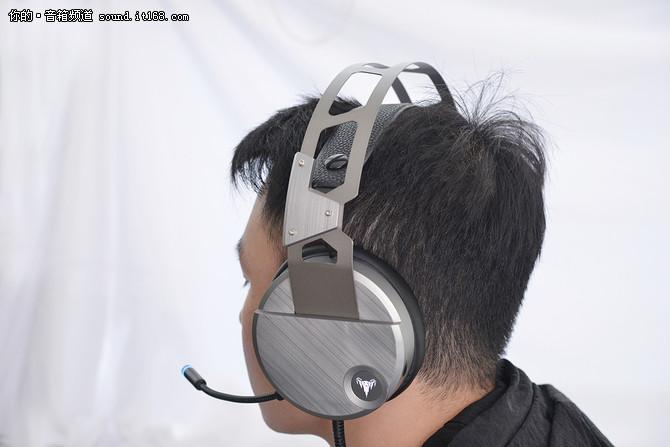 7.1声道精准定位 wedoking吃鸡游戏耳机体验