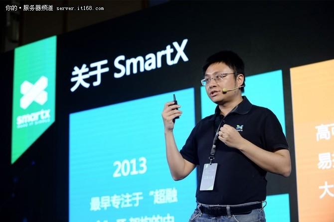 为何携手SmartX布局未来?让IT更简单