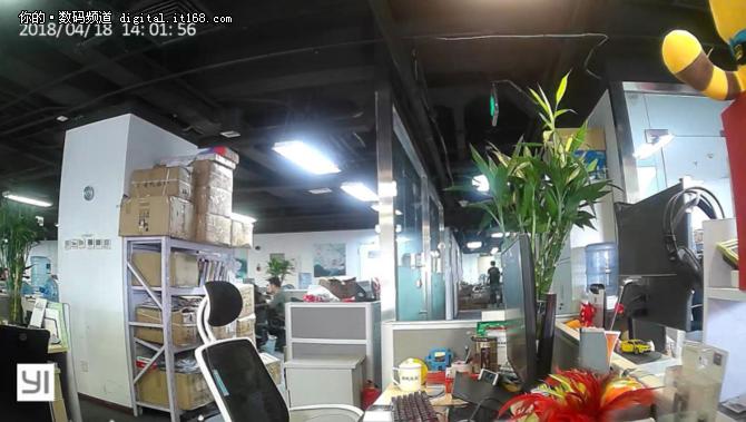 家中安全好管家 小蚁智能摄像仪3云台版评测