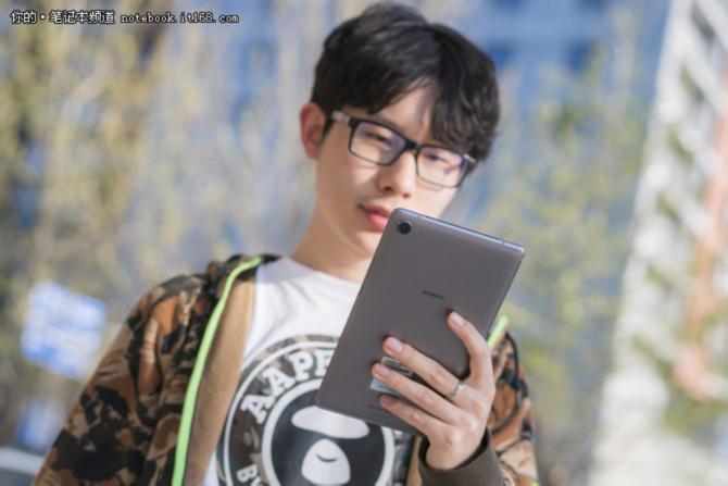 休闲时间比手机更好用 华为M5平板体验评测