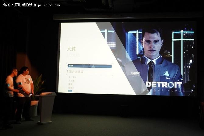 《战神4》抢先体验 索尼PS最新游戏介绍