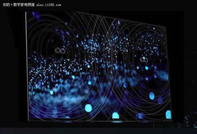 新娱乐中心 索尼A8F电视集众爱于一身