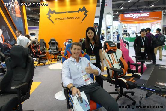 安德斯特亮相2018香港环球资源电子产品展!