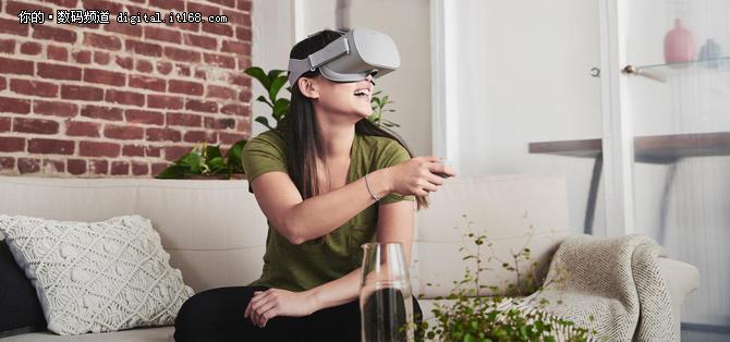 小米联合Oculus发布VR一体机Oculus Go