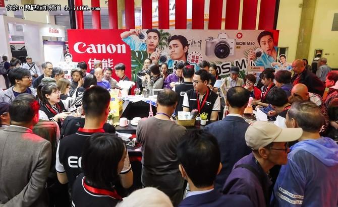 2018 CHINA P&E 感受佳能影像体验全过程