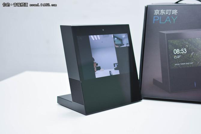 8寸大屏开启智能音箱新时代 叮咚PLAY初体验