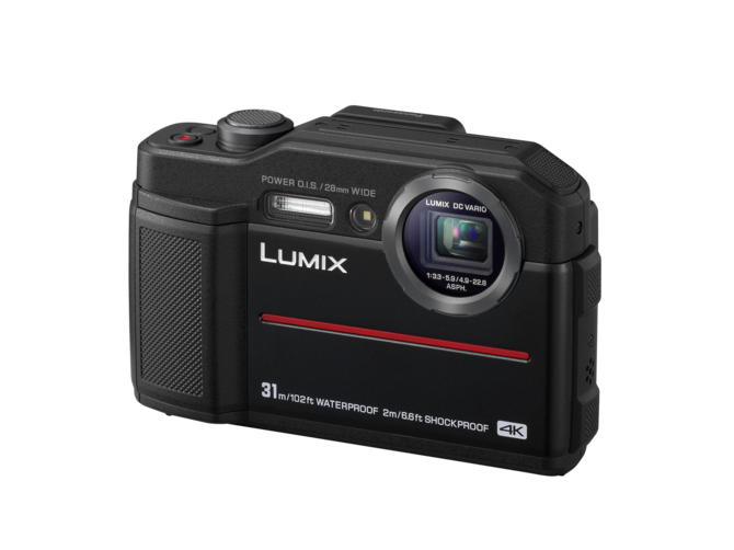 4K三防支持取景器 松下发布 LUMIX TS7