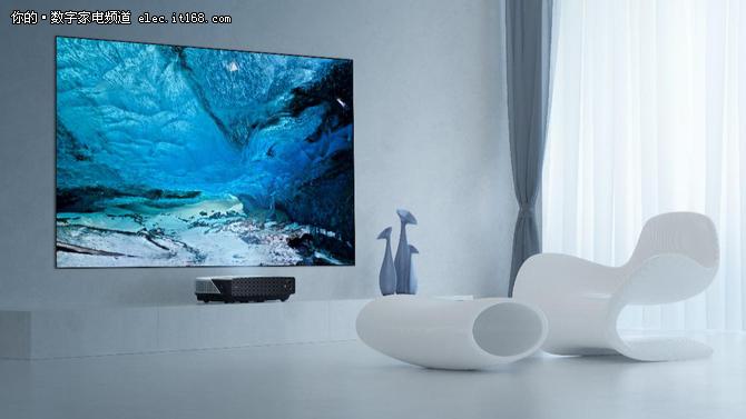 世界杯电视换代之选 海信激光电视新品发布