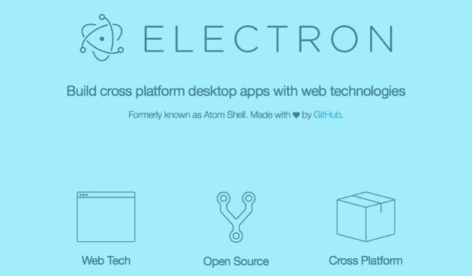 Electron流行开源框架存漏洞