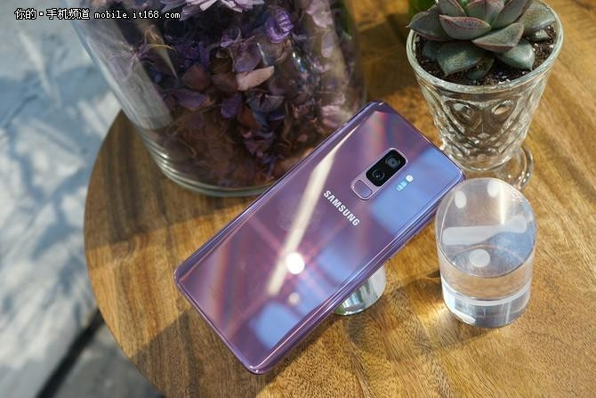 三星Galaxy S9下载速度远超其他竞争对手