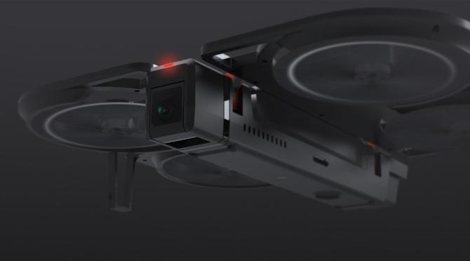 价格感人!逗映科技iDol智能飞行器今日上架小米众筹