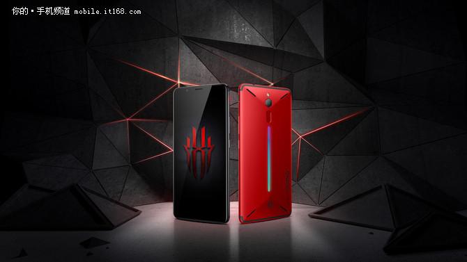 TGA大奖赛指定用机 努比亚红魔手机发售
