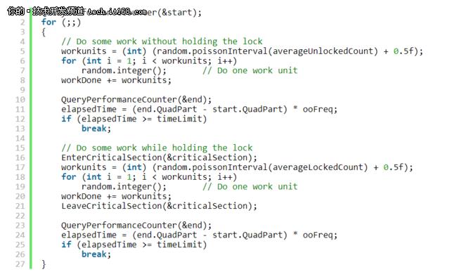 深入探索并发编程系列:锁不慢,锁竞争慢