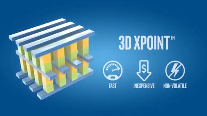 把3D XPoint和NAND放在一起比较,合适吗?