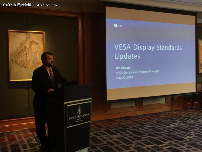 VESA发布全新显示器行业标准Display HDR
