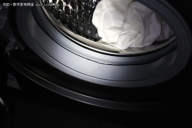 洗衣晾衣全搞定 云米互联网洗烘一体机评测