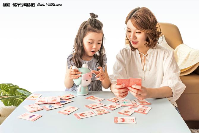 小米生态链米兔卡片学习机发布 售价299元