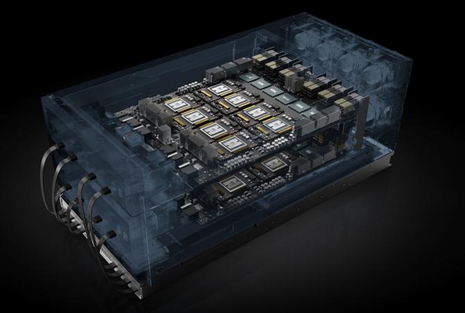 NVIDIA大招揭晓:AI与HPC统一平台HGX-2