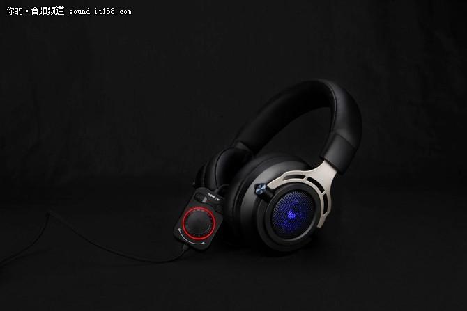 199元虚拟7.1声道,雷柏VH300解密临场感
