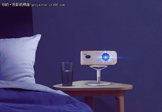 更适合床头柜的卧室投影神画Q1京东正式开售