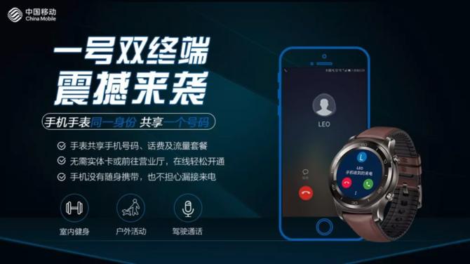 中国移动一号双终端业务正式启动 7城试点