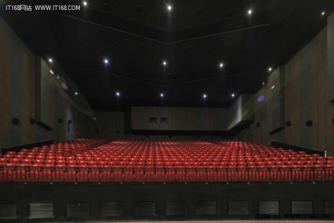 厉害了!NEC双色激光放映机占据浙江省大半江山!