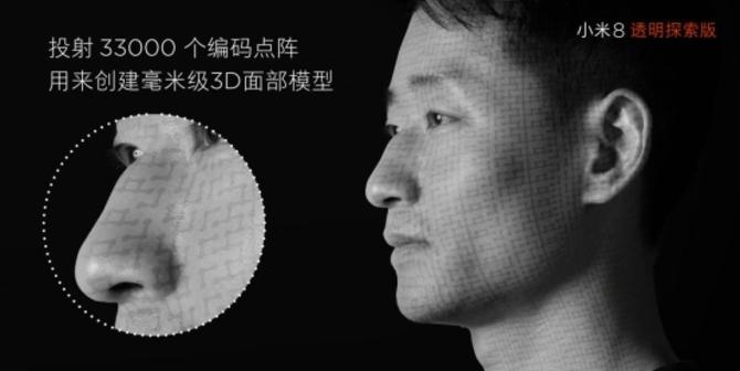 商汤科技助力小米8透明探索版 打造全球首款3d结构光技术安卓手机