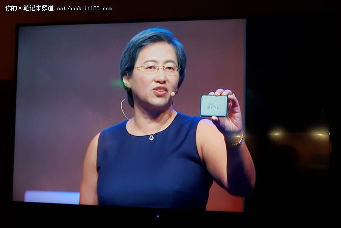 Computex 2018:AMD不只推出全球首款7nm GPU